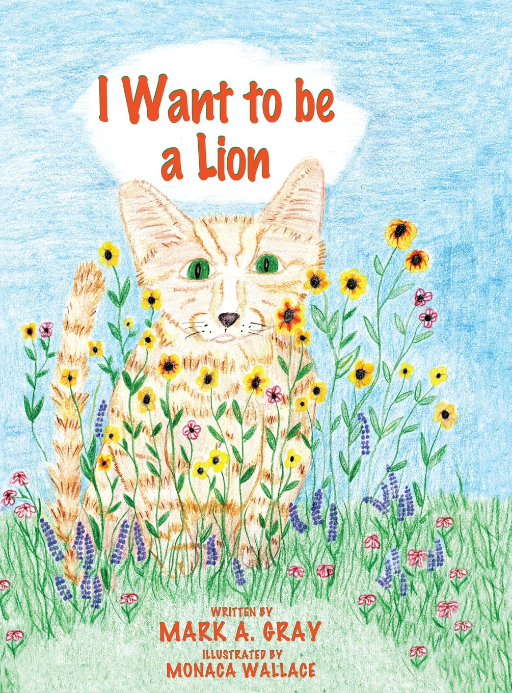 Download I Want to be a Lion pdf