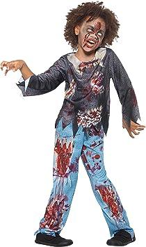 Smiffys Disfraz de zombi para niño: Amazon.es: Juguetes y juegos