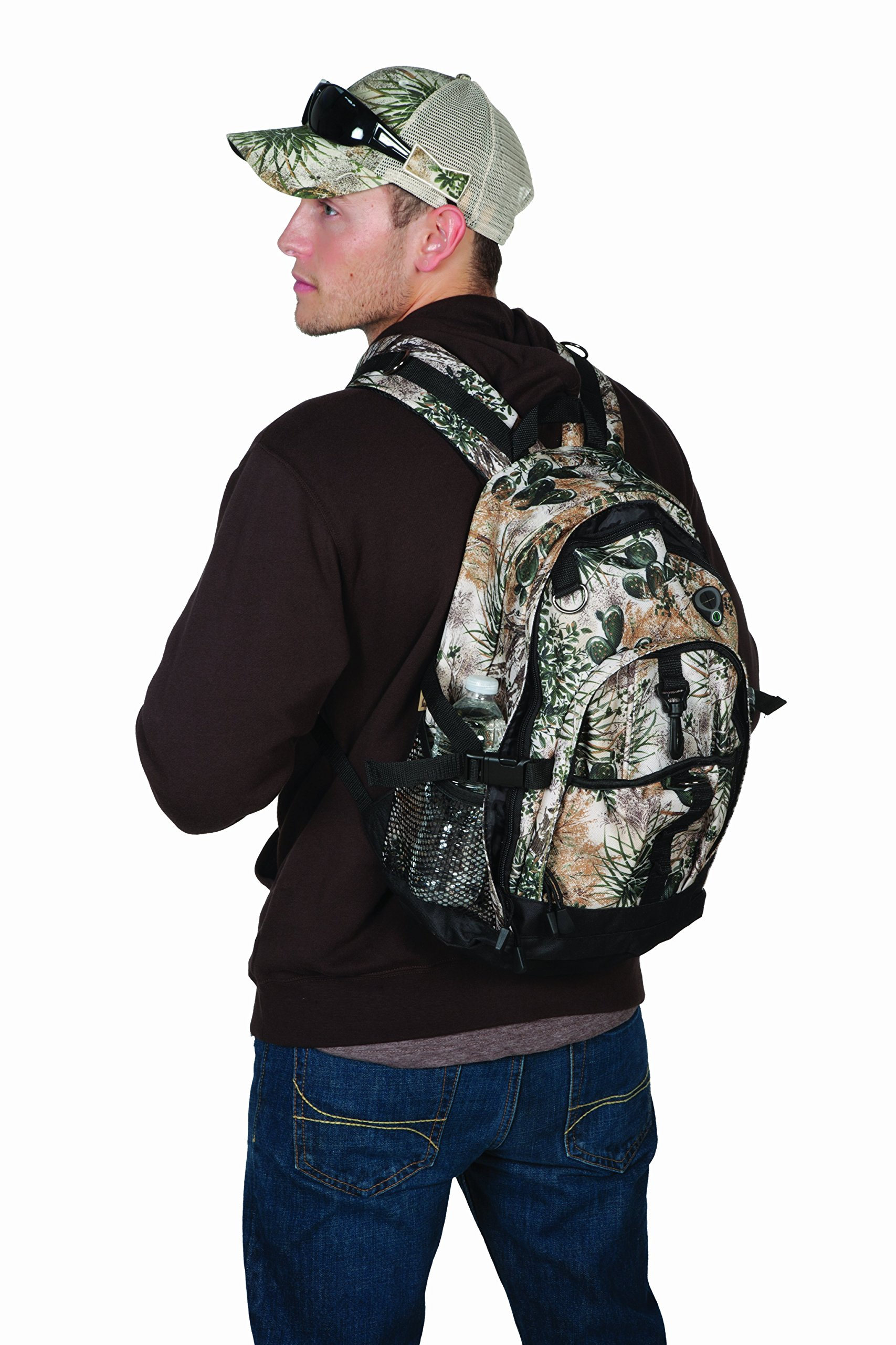 KC Caps Unisex Outdoor Sports Backpack GameGuard Day Hunting Back Pack Camping Bag by KC Caps (Image #2)