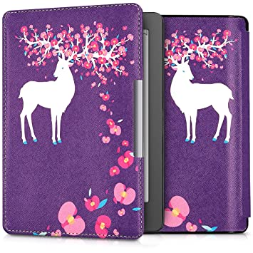 kwmobile Funda compatible con Kobo Aura Edition 2: Amazon.es ...