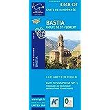 Bastia / Golfe de St-Florent gps