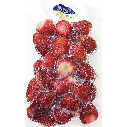 【冷凍いちご】プロ厳選 たっぷり旬の味