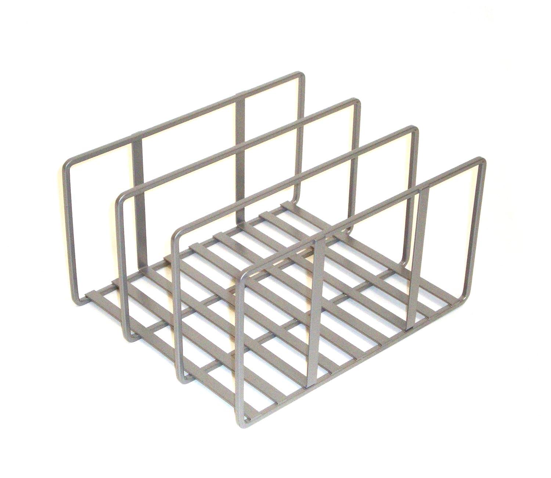kitchen pantry vertical shelf organizer
