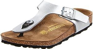 3087354d8024 Birkenstock Gizeh Sandal (Infant Toddler Little Kid)