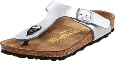 4b05196731d Amazon.com  Birkenstock Gizeh Sandal (Infant Toddler Little Kid ...