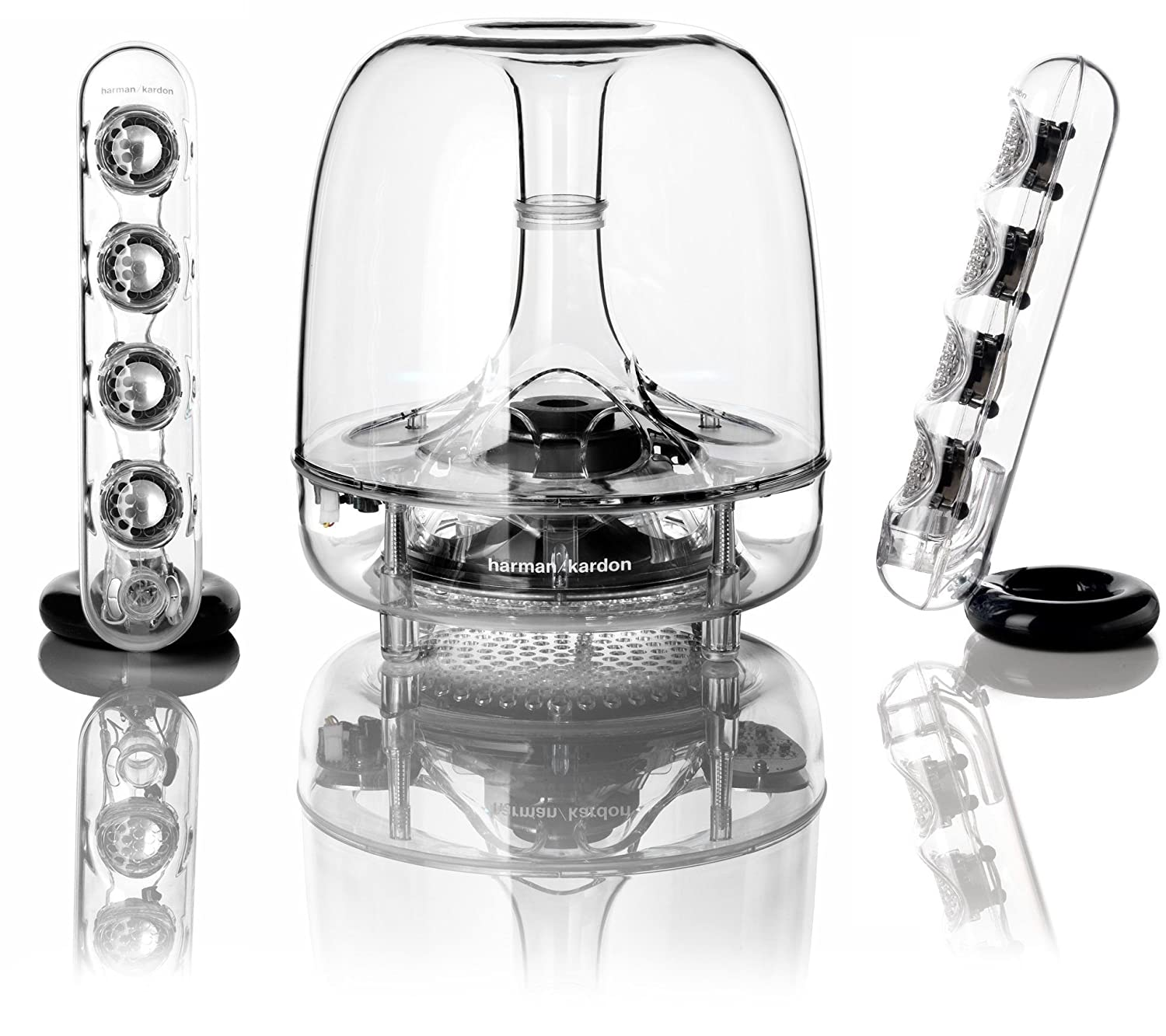 Harman Kardon Soundsticks III 2.1 Channel Multimedia Speaker Black Friday Deals 2019