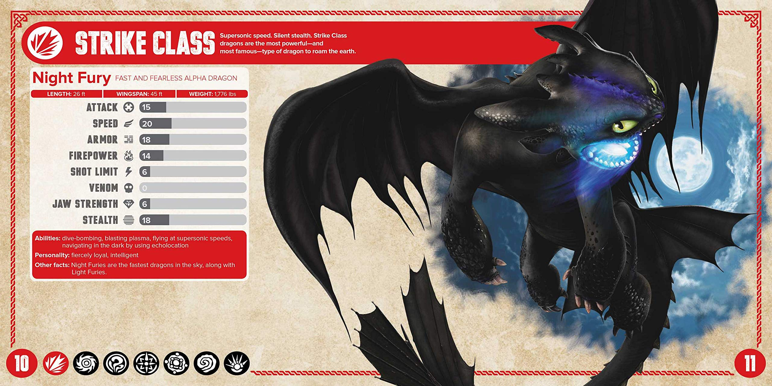 World of Dragons (How To Train Your Dragon: Hidden World): May