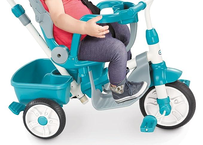 Little Tikes -Triciclo evolutivo 4 en 1, Color Azul (639654): Amazon.es: Juguetes y juegos