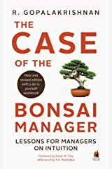 The Case of the Bonsai Manager Paperback