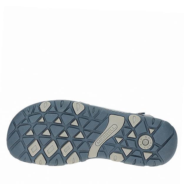 fd42cef5875b Merrell Sandspur Rose LTR J98772 Outdoor Sport Casual Travel Sandals Womens  New J98772 Slate Black 3 UK  Amazon.co.uk  Shoes   Bags