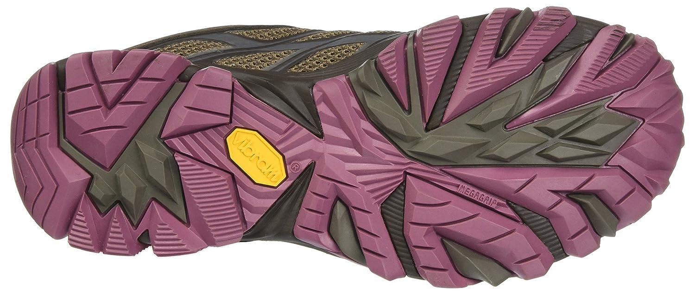 Merrell Moab FST Gore-tex Chaussures de Randonn/ée Basses Femme
