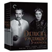 Dietrich and von Sternberg in Hollywood [Blu-ray] [Morocco, Dishonored, Shanghai Express, Blonde Venus, The Scarlet Empress, The Devil Is a Woman]