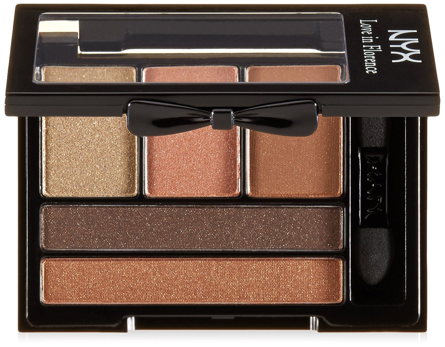 NYX Love In Florence Eye Shadow Palette Bellini Kiss