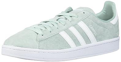 new product 60d89 cbee7 adidas Originals Men s Campus, Ash Green White White, 7.5 Medium US