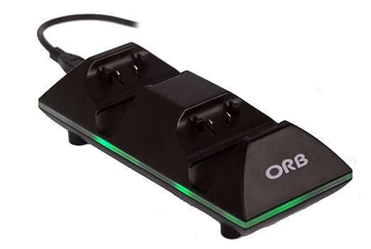 27 opinioni per ORB Dual Controller Charge Dock- Includes batteries (Xbox One)- [Edizione: Regno