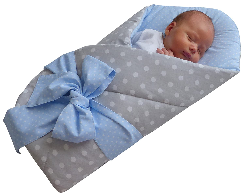 WithOrganic Newborn Baby Organic Cotton Muslin Swaddle Blanket Soft Receiving Blanket - Baby Shower 1