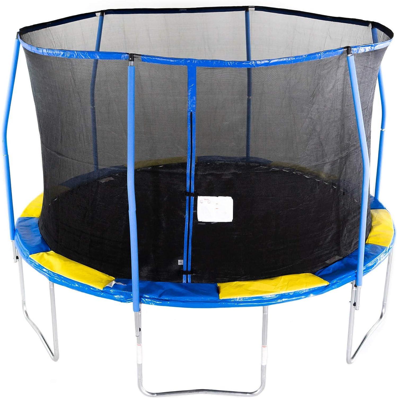 Jumpking 14 foot Trampoline Design