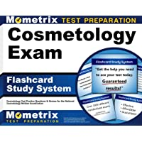 Cosmetology Exam Flashcard Study System: Cosmetology Test Practice Questions & Review...