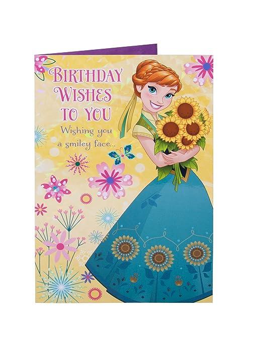 Amazon Disney Frozen Anna Amp Her Sunflowers Beautiful