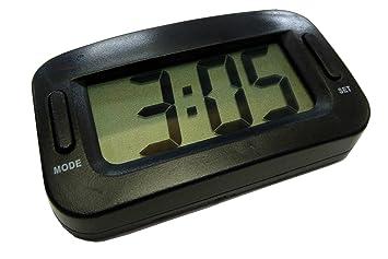 XtremeAuto® Reloj Digital Grande, para salpicadero de Coche. Ideal para Extra Grande o