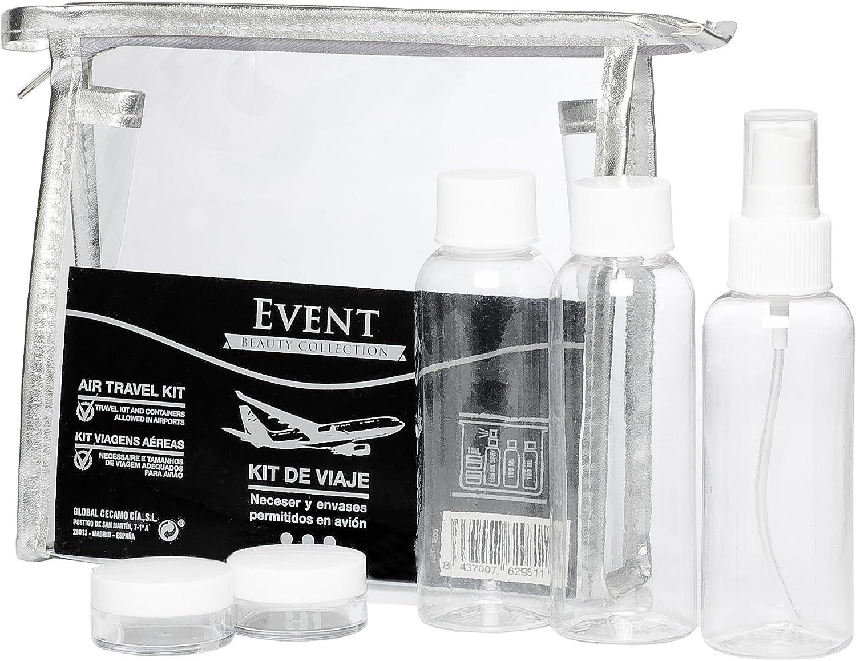 Event Neceser de Viaje - 1 Pack: Amazon.es: Belleza