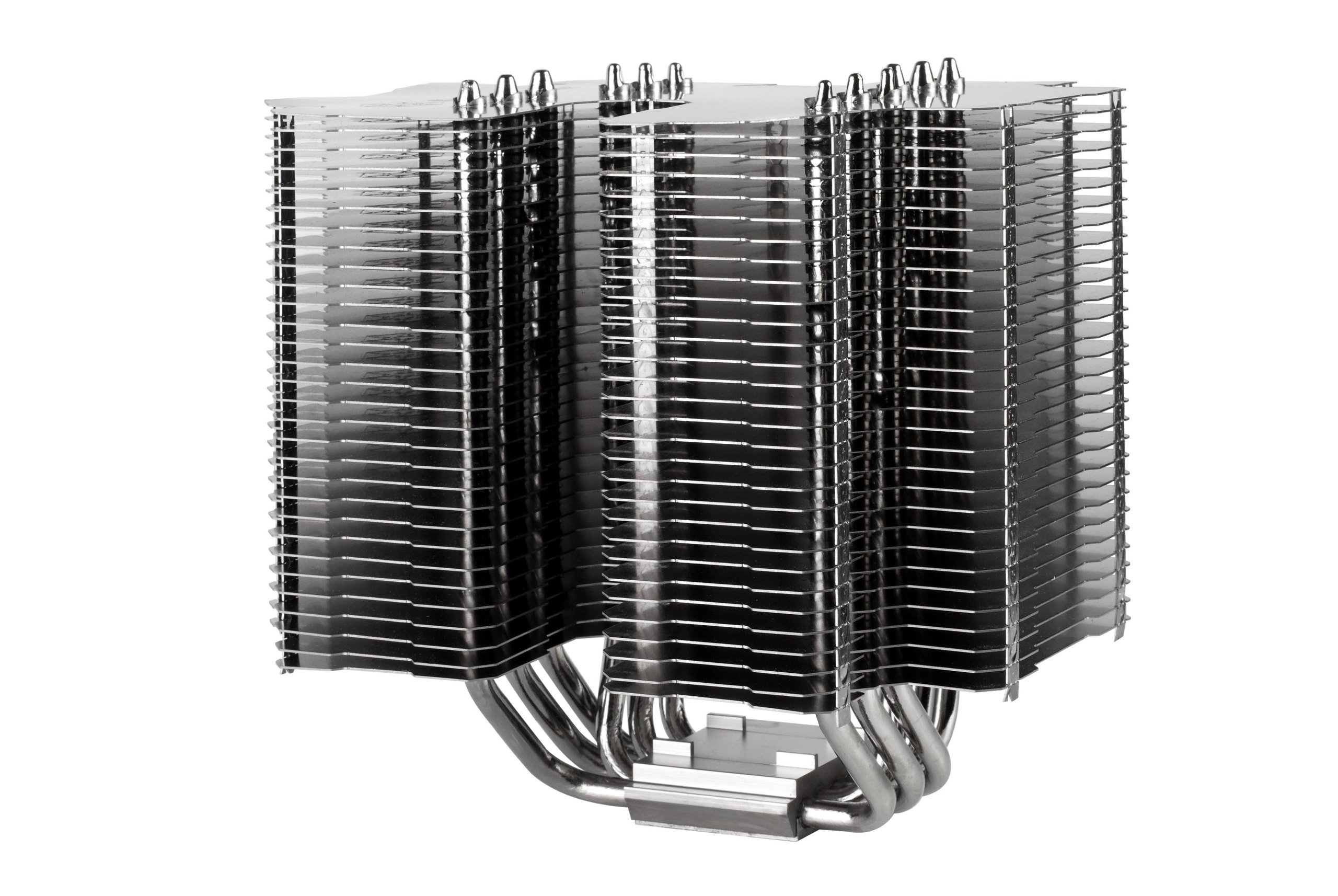 Silverstone SST-HE02-V2 - Heligon CPU Cooler, Superior Silence and Performance, Intel/AMD, AM4 Ready