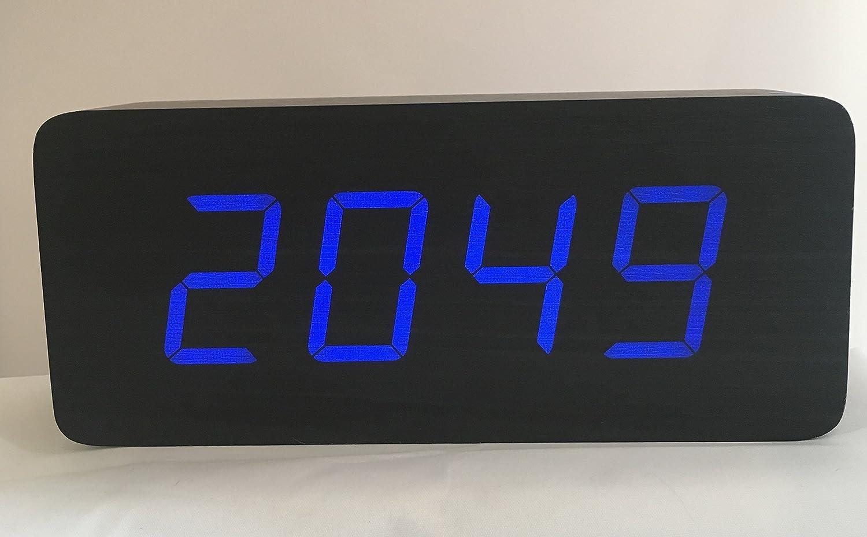 lingot Bar alarme avec LED Black with BLUE led