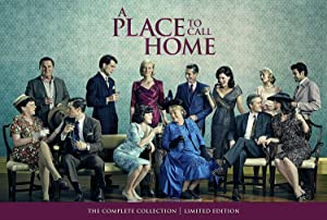 A Place to Call Home The Complete Collection season 1-6 (DVD, 2019, 20-Disc Box
