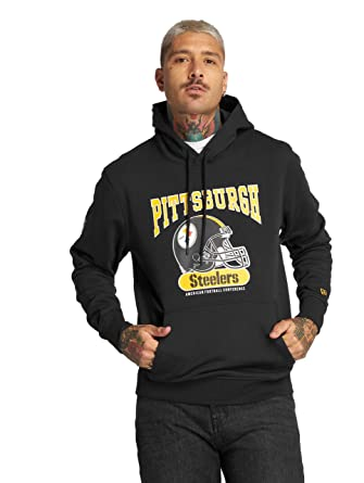 on sale fec54 7e3cf New Era Men Hoodies NFL Archie Pittsburgh Steelers: Amazon ...