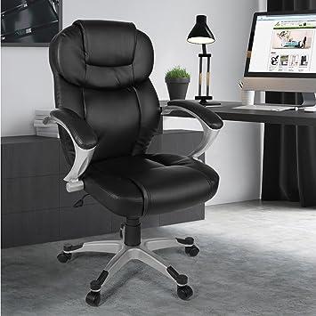 Bürostuhl Wippmechanik bürostuhl bürodrehstuhl mit armlehne sitzhöhenverstellung und