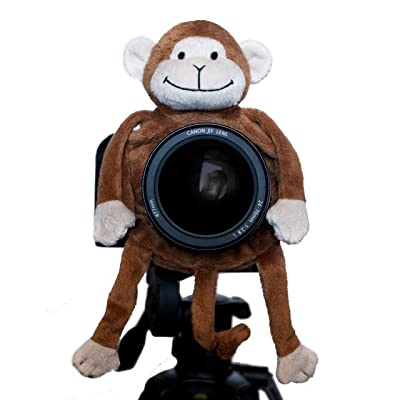 Shutter Huggers Monkey Shutter Hugger MON001: Camera & Photo