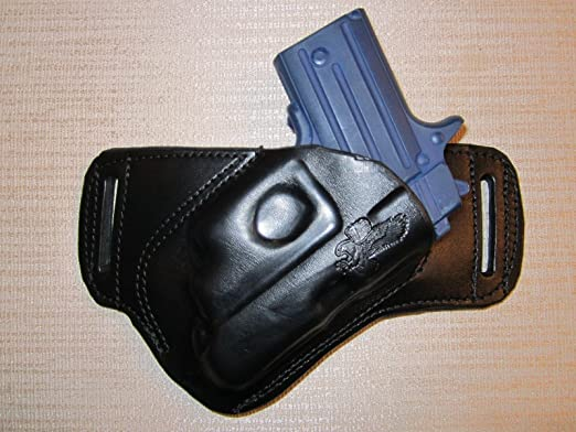 Amazon.com : Braids Holsters Fits SIG P238 with CT Laser, SOB, OWB Belt Holster, Right H, Slim Design : Sports & Outdoors