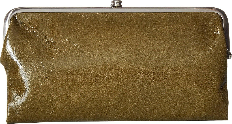 Hobo Womens Lauren Vintage Wallet Clutch Purse (Willow)