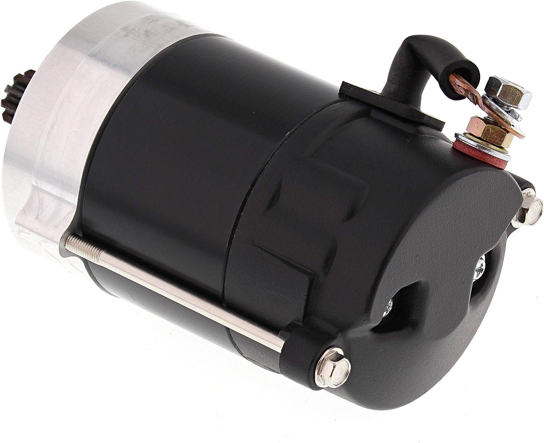 All Balls 80-1005 Starter Motor 1.4 for Hitachi Harley FLH Electra Glide 66-81