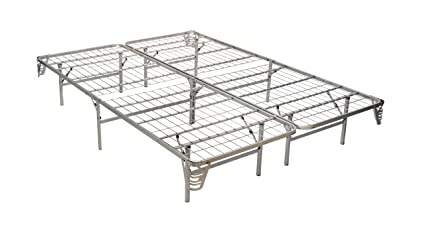 Glideaway Space Saver Metal Bed Base Queen