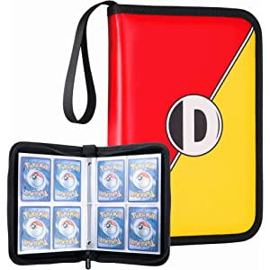 Amazon.com: D DACCKIT Carrying Case for Pokemon Trading ...