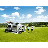 Amazon.com : Thule QuickFit 2.60 m (X-Large) Awning Tent ...