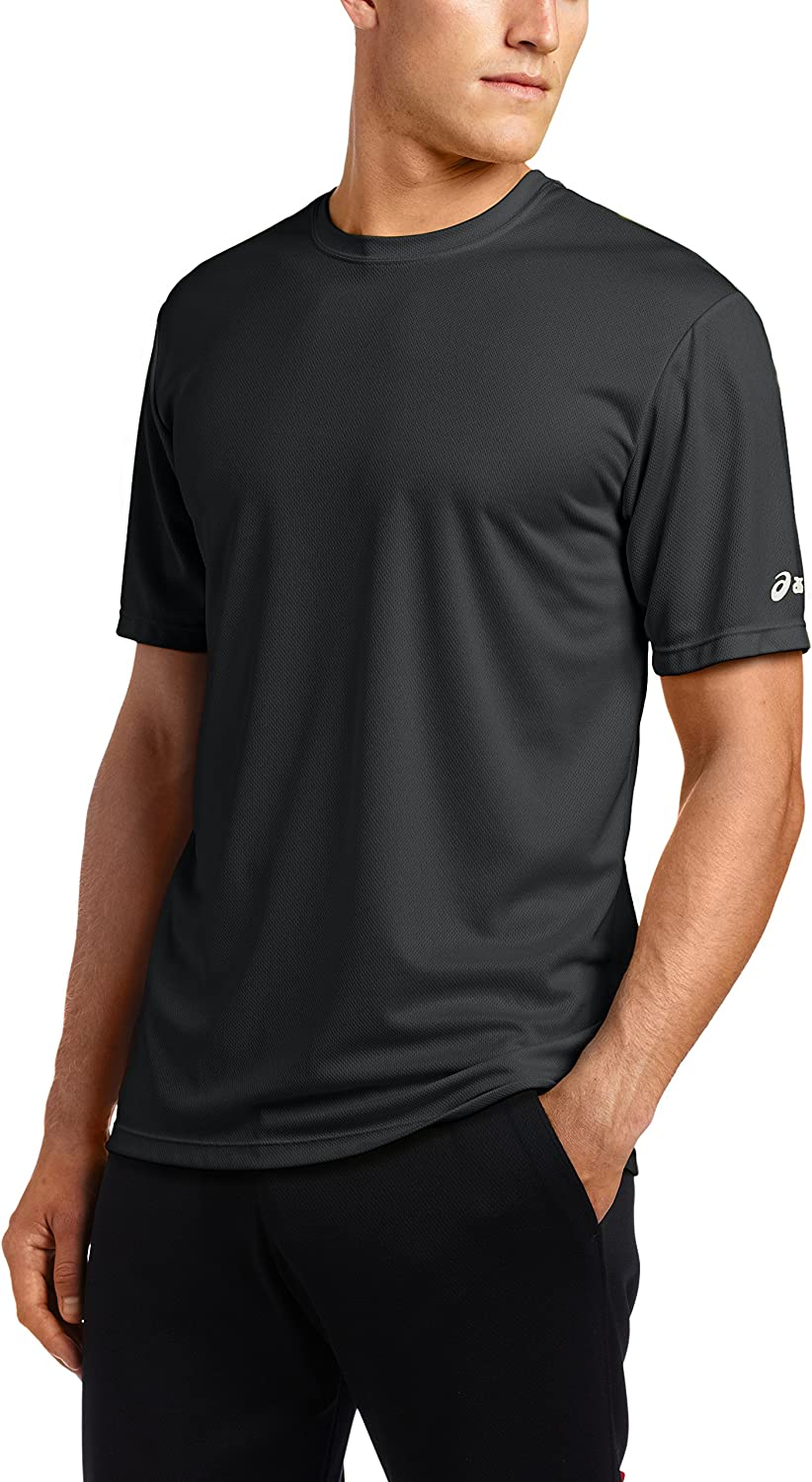 ASICS Men's Ready-Set Short Sleeve Tee