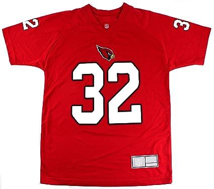 e0198ad88 Outerstuff Tyrann Mathieu Arizona Cardinals  32 NFL Youth Fashion  Performance T-Shirt Jersey (