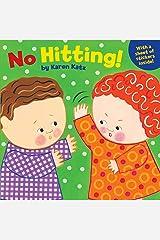 No Hitting! Paperback