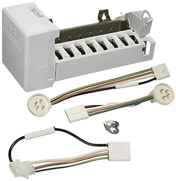 Amazon.com: KitchenAid Replacement Refrigerator / Freezer Ice Maker on
