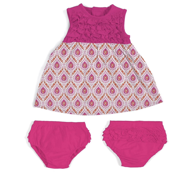 超安い品質 Magnificent Baby DRESS ベビーガールズ 0 B07CLBVBLL - 3 Months Floral Months 3 Damask B07CLBVBLL, カワゴエチョウ:79498239 --- arianechie.dominiotemporario.com