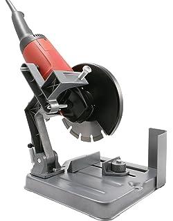 Gmxop Universal Multi-Winkelschleifer Halterung St/änder Variable Schneiden Rack Conversion Tool Base