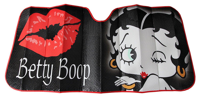 Amazon.com: infinity Stock Betty Boop parasol Auto ...