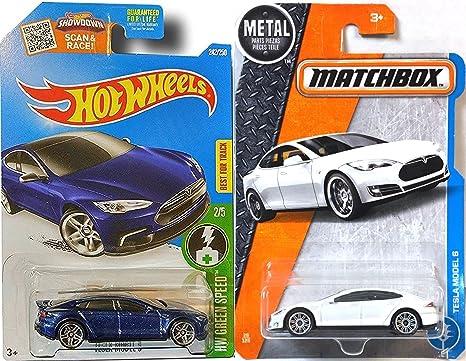 Amazon com: AYB Products Tesla Model S 2-Car Bundle
