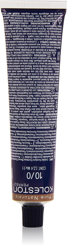 Wella Professionals Koleston - Tinte para cabello (60 ml), 10/0 rubio luminoso claro
