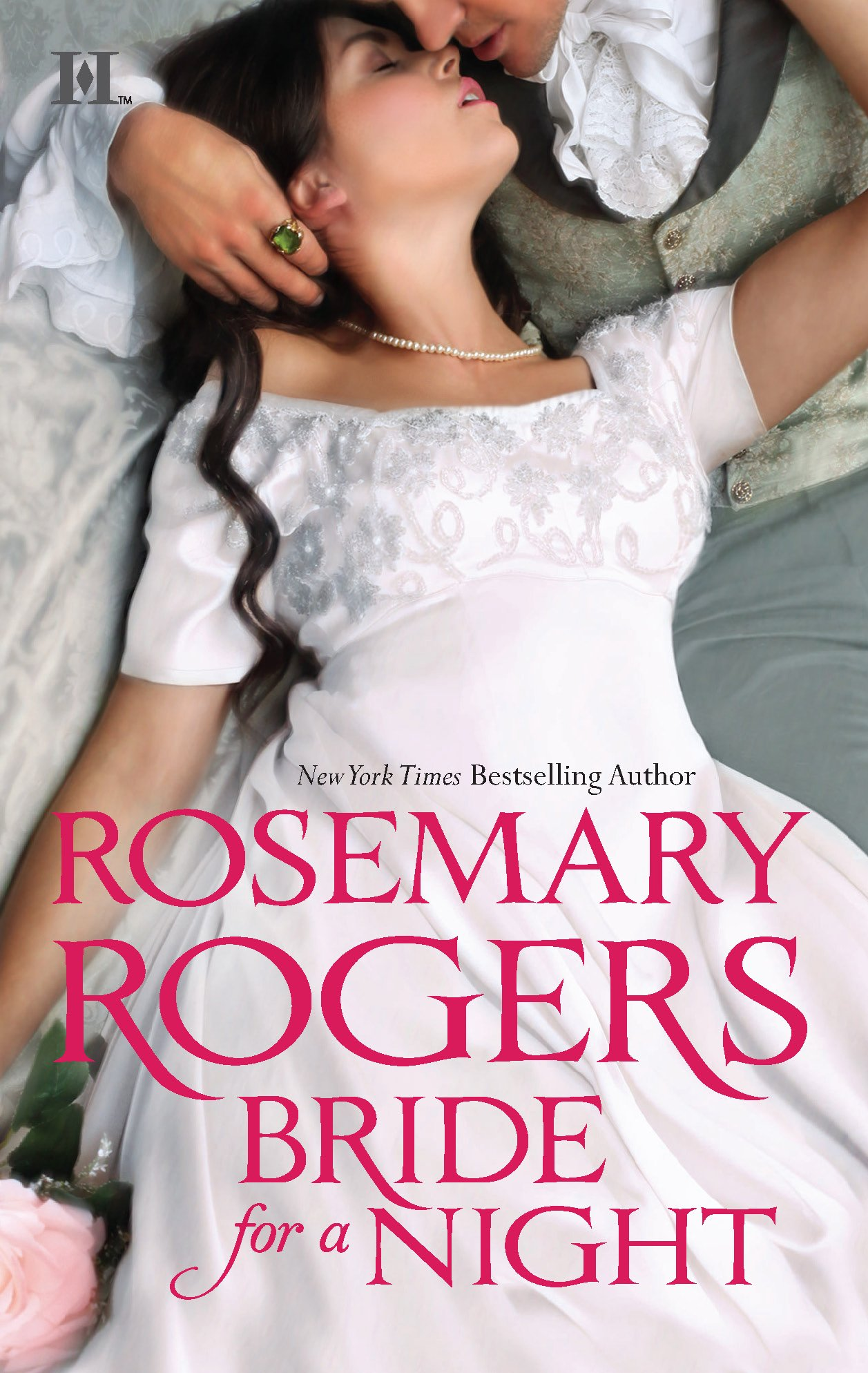 Bride for a Night (Hqn): Rosemary Rogers: 9780373775972: Amazon.com ...