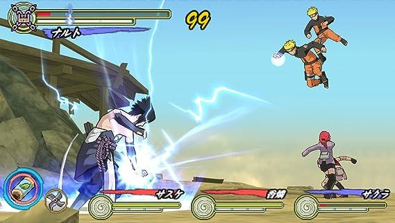 Naruto Shippuden - Ultimate Ninja Heroes 3 [Importación ...