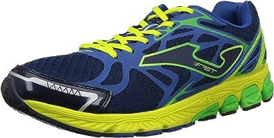 JOMA Fast - Zapatillas de Running para Hombre, Color Azul, Talla 45: Amazon.es: Zapatos y complementos