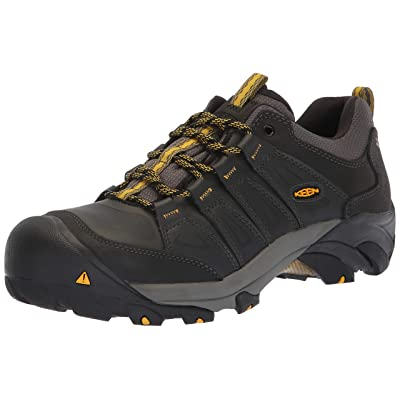 KEEN Utility Men's Boulder Low Steel Toe Work Shoe: Shoes